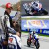 2010 Motogp World Champion Jorge Lorenzo Puzzle Online Puzzle game