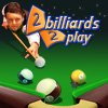2 billiards 2 play Online Action game