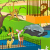 Animal Park Spot The Difference Online Miscellaneous game