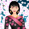 Japanese Styles Dress Up Online Miscellaneous game