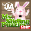 Lenny Bunny My Sliding Puzzle Light Online Miscellaneous game