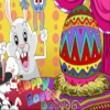 Easter Eggs Coloring Online Action game
