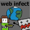 Web Infect world domination Online Strategy game