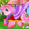 Pony Dress Up Online Miscellaneous game