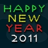 Happy New Year 2011 Online Puzzle game