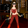 Comic Girl Online Puzzle game