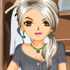 Office Party Night Dressup Online Puzzle game