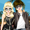 Sweet Couple in Costa Rica On Holiday Online Arcade game