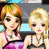 Trendy Punk Girls Online Arcade game