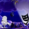 Afraid of the Dark Online Puzzle game
