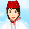 Air Hostess Dressup Online Girls game