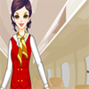 Airline Stewardess Online Girls game