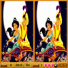Aladdin Spot the Difference Online Puzzle game