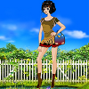 Alice Dress up Online Miscellaneous game