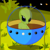 Aliens Go Home Online Adventure game