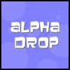 Alpha Drop Online Arcade game