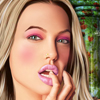 Angelina Jolie Celebrity Makeover Online Arcade game