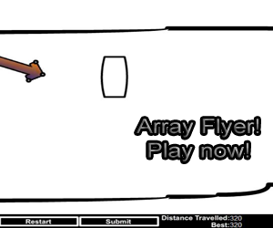 Arrow Flyer Online Strategy game
