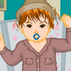 Baby Boy Crib Stylin Online Puzzle game