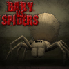 Baby vs Spiders Online Shooting game