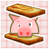 Bacon Sandwich Twin Online Action game
