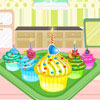 Baking Cupcakes Online Action game