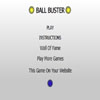 Ball Buster Online Arcade game
