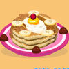 Banana Pancake Cooking Game Online Action game