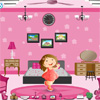 Barbie Pink Room Online Miscellaneous game