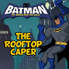 Batman The Rooftop Caper Online Action game