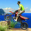 Beach Bike Online Arcade game