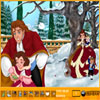 Beauty and the Beast Hidden Objects Online Puzzle game