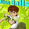 Ben 10 Alien Balls Online Strategy game