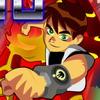 Ben 10 Fireman Online Puzzle game