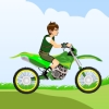 Ben 10 Motocross Online Miscellaneous game
