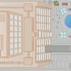 BirdsEye View Hidden Numbers Online Puzzle game