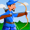 Blue Archer Online Action game