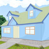 Blue House Hidden Objects Online Miscellaneous game