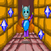Boulder Crash Online Arcade game