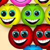 Bouncing Smiley Online Strategy game