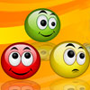 Bouncing Smileys Online Puzzle game