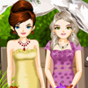 Bride And Bridesmaid Fashion Styling Online Arcade game