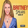 Britney Spears Makeup Online Adventure game