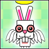 bunny angels Online Puzzle game
