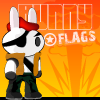 Bunny Flags Online Strategy game