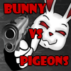 Bunny Vs Pigeons Online Shooting game