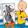 Caillou Jigsaw Puzzle Online Puzzle game