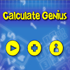 Calculate Genius Online Puzzle game