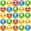 Candy Faces Online Miscellaneous game