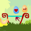 Catch Colorful Eggs Online Puzzle game